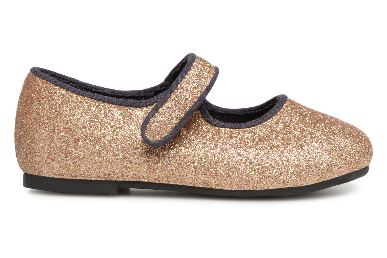 Ballerine Bout'Chou BALLERINE NOEL BBD Oro e bronzo immagine posteriore