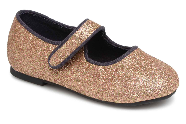 Ballerine Bout'Chou BALLERINE NOEL BBD Oro e bronzo vedi dettaglio/paio
