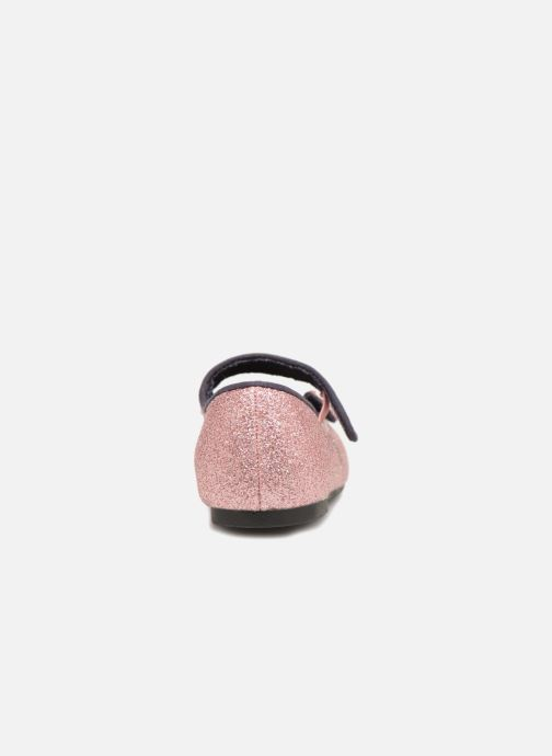 Ballet pumps Bout'Chou BALLERINE NOAN BBD Pink view from the right