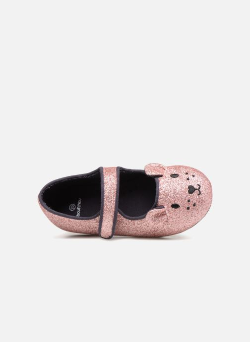 Ballet pumps Bout'Chou BALLERINE NOAN BBD Pink view from the left