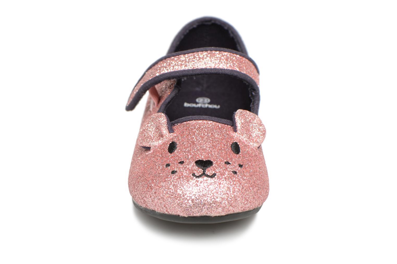 Ballerines Bout'Chou BALLERINE NOAN BBD Rose vue portées chaussures