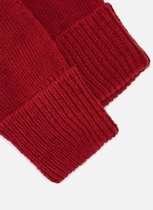 Handsker Monoprix Femme GANT TRICO UNI-RAY Rød se skoene på