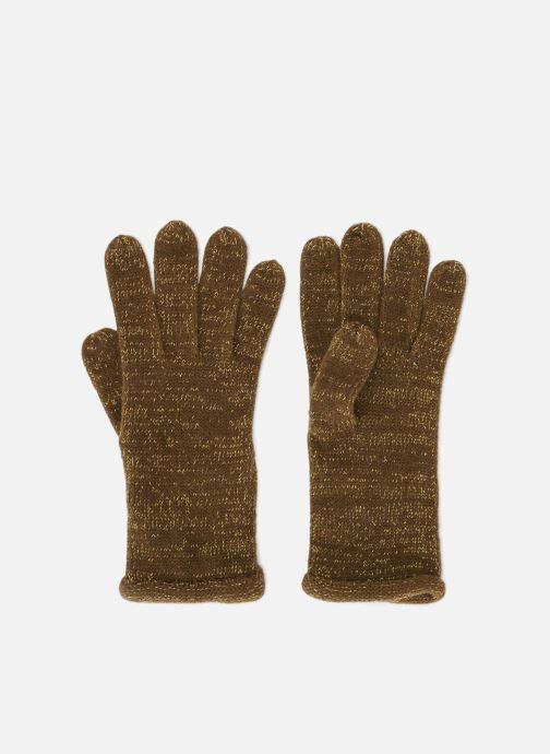 Handschuhe Monoprix Femme GANTS ACRYLIQUE UNI LUREX grün detaillierte ansicht/modell