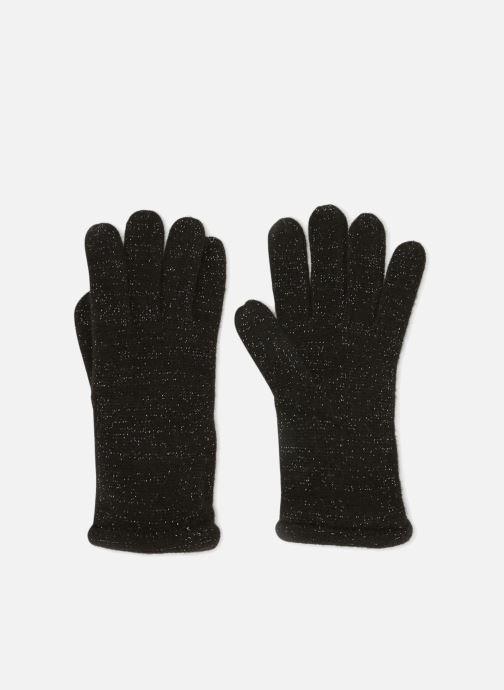 Gants Monoprix Femme GANTS ACRYLIQUE UNI LUREX Noir vue détail/paire