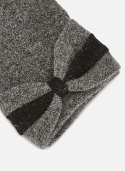 Gloves Monoprix Femme GANTS NOEUD POIGNET Grey model view