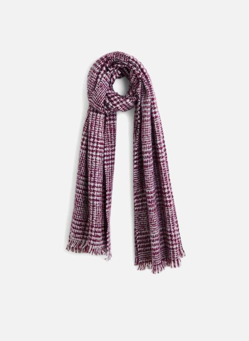 Sciarpa y foulard Monoprix Femme ECHARPE ACRYLIQUE BOURETTE Bordò vedi dettaglio/paio