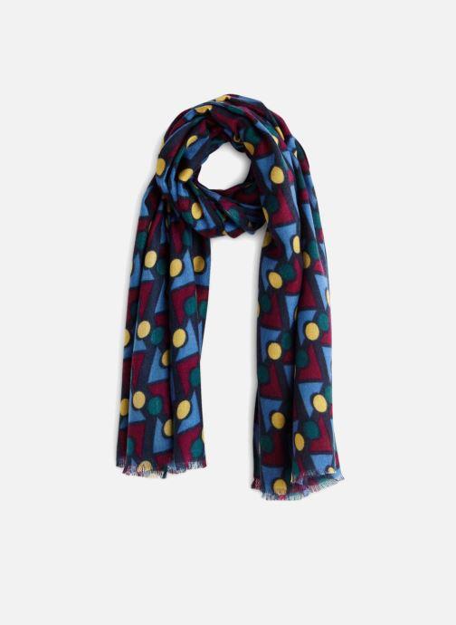 Sciarpa y foulard Monoprix Femme ECHARPE ACRYLIQUE IMPRIMES GEOMETRIQUES Multicolore vedi dettaglio/paio
