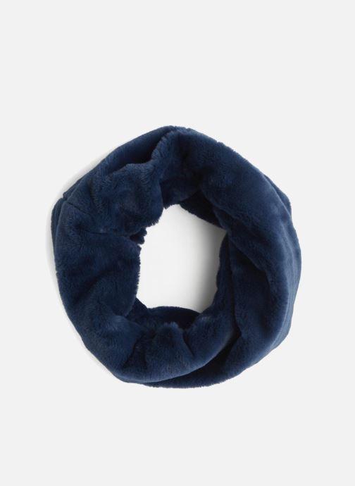 Echarpes et Foulards Monoprix Femme ECHARPE TUBE SNOOD Bleu vue détail/paire