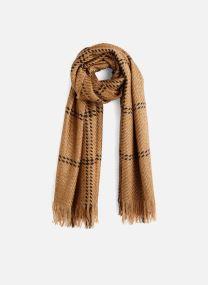 Halsduk och scarf Tillbehör ECHARPE ACRYLIQUE CARREAUX FRANGES