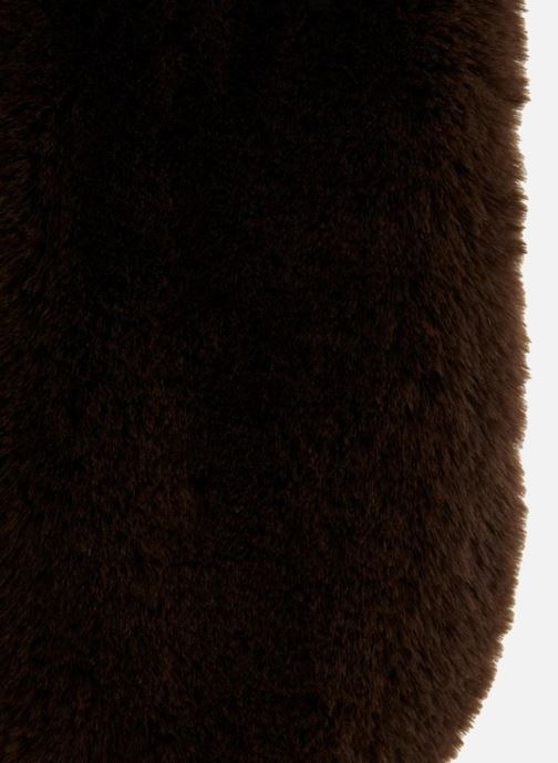 Sjaal Monoprix Femme ECHARPE FAUSSE FOURRURE A ENFILER Bruin voorkant