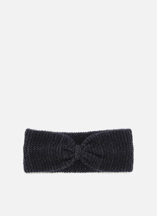 Chapeaux Monoprix Femme BANDEAU TRICOT POINT MOUSSE Bleu vue détail/paire