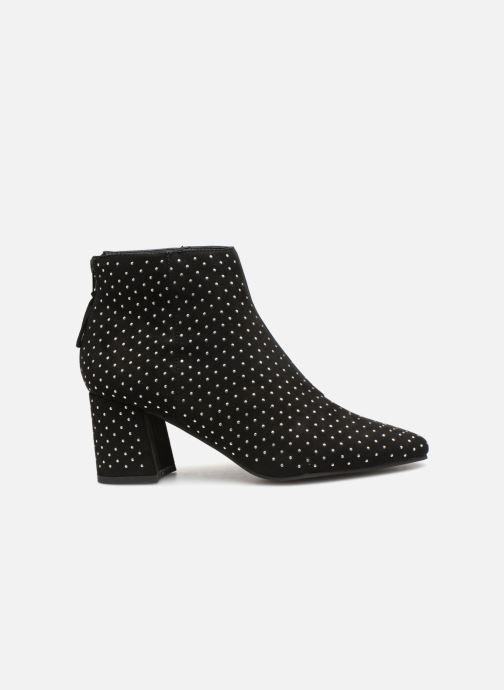 Bottines et boots Monoprix Femme BOOTS CLOU MICRO S Noir vue derrière
