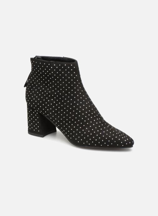 Bottines et boots Monoprix Femme BOOTS CLOU MICRO S Noir vue détail/paire
