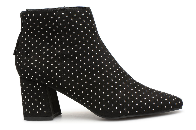Stivaletti e tronchetti Monoprix Femme BOOTS CLOU MICRO S Nero immagine posteriore