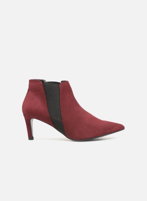 Bottines et boots Monoprix Femme BOOTS MICRO POINTU Bordeaux vue derrière