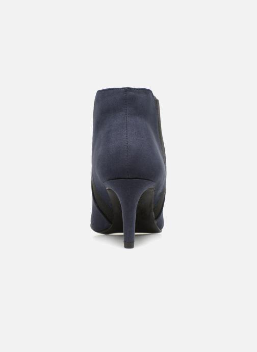 Stivaletti e tronchetti Monoprix Femme BOOTS MICRO POINTU Azzurro immagine destra