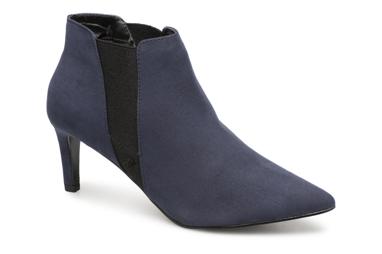 Stivaletti e tronchetti Monoprix Femme BOOTS MICRO POINTU Azzurro vedi dettaglio/paio