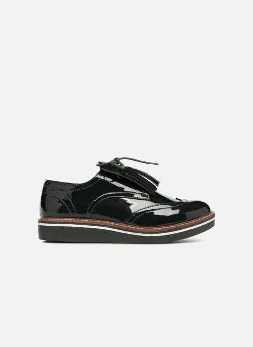 Zapatos con cordones Monoprix Femme DERBY PATE MEXICAINE Verde vistra trasera