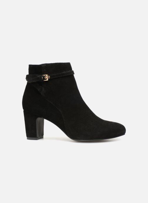 Bottines et boots Monoprix Femme BOOTS TALON ET BOUCLE Noir vue derrière