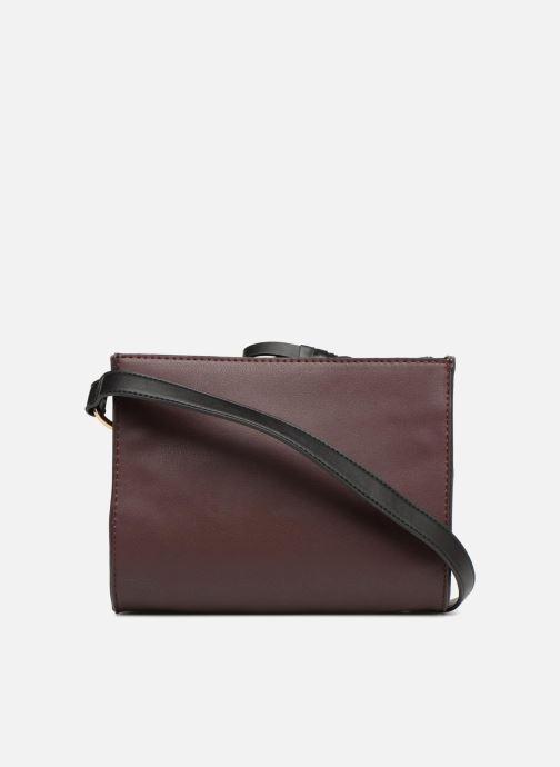 Handtaschen Monoprix Femme POCHETTE PU TRICOLORE mehrfarbig ansicht von vorne