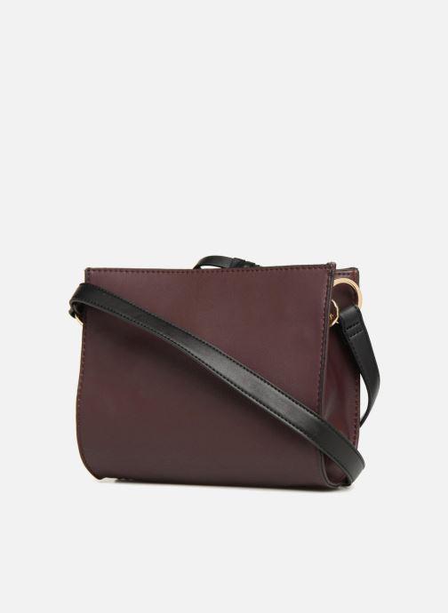 Handtaschen Monoprix Femme POCHETTE PU TRICOLORE mehrfarbig ansicht von rechts