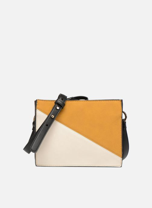 Handtaschen Monoprix Femme POCHETTE PU TRICOLORE mehrfarbig detaillierte ansicht/modell