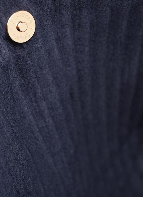 Handtaschen Monoprix Femme CABAS PLISSE blau ansicht von hinten