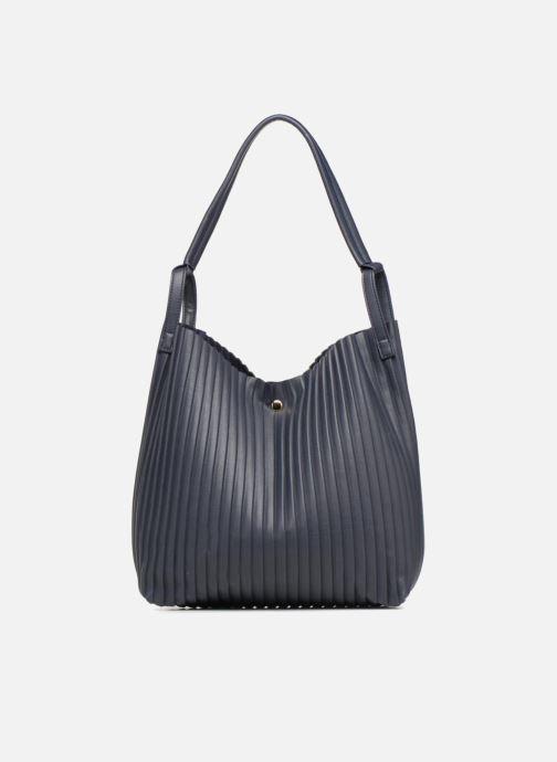 Handtaschen Monoprix Femme CABAS PLISSE blau detaillierte ansicht/modell