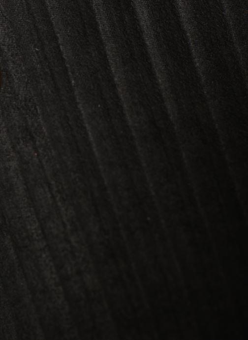 Bolsos de mano Monoprix Femme CABAS PLISSE Negro vista lateral izquierda