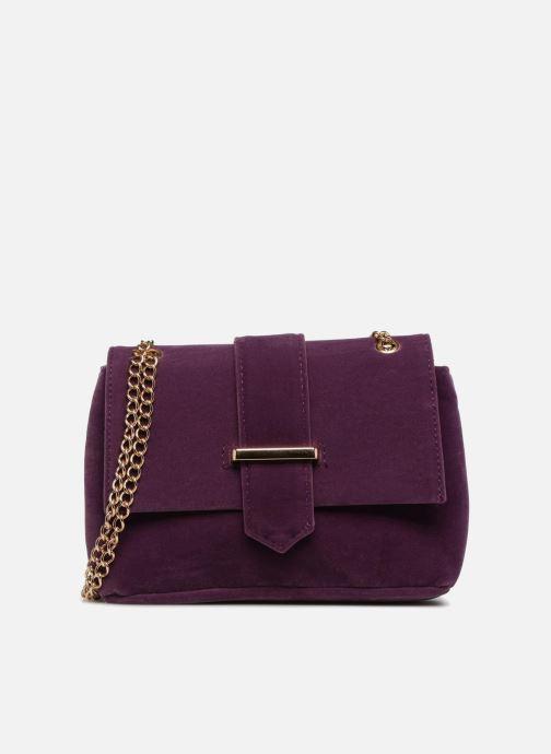 Sacs à main Monoprix Femme POCHETTE MINI VELOURS Violet vue détail/paire