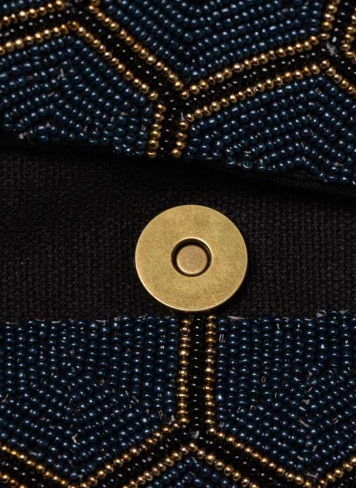 Sacs Femme Noir Monoprix Main À Rabat Pochette Perle kO8wn0P