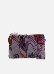 Wallets & cases Bags POCHETTE MOYENNE VELOURS AOP