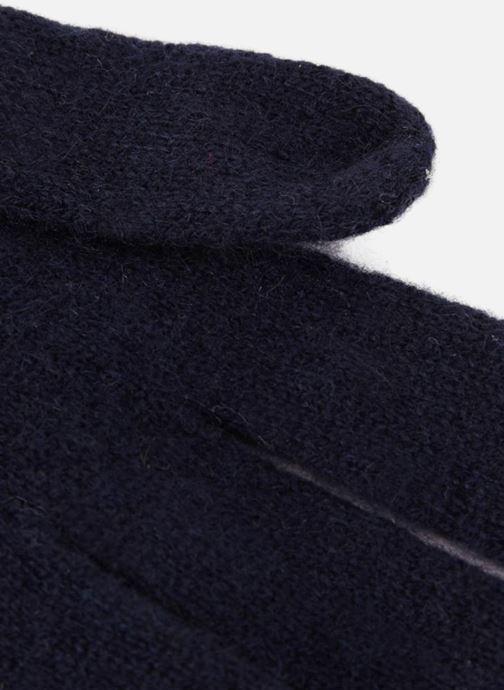 Gants Monoprix Homme GANTS CACHEMIRE HOMME Bleu vue portées chaussures
