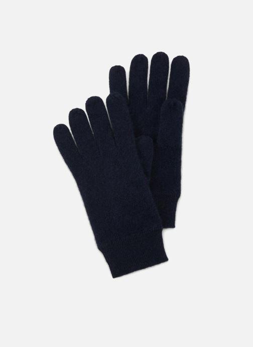 Handschuhe Monoprix Homme GANTS CACHEMIRE HOMME blau detaillierte ansicht/modell