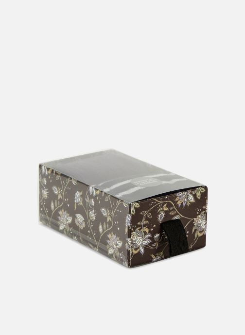 Calze e collant Monoprix Homme COFFRET DE 2 CHAUSSETTES Viola modello indossato