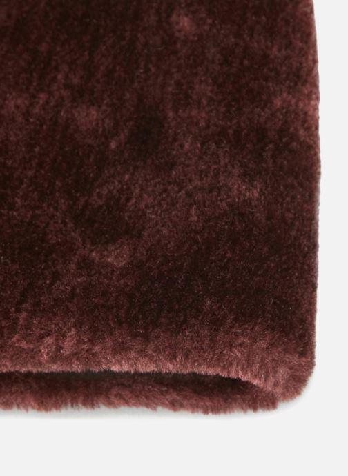 Sciarpa y foulard Monoprix Kids TOUR DU COU POILS F Marrone modello indossato