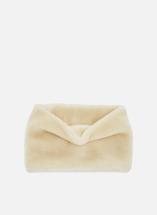 Halstørklæde og tørklæde Monoprix Kids TOUR DU COU POILS F Hvid detaljeret billede af skoene