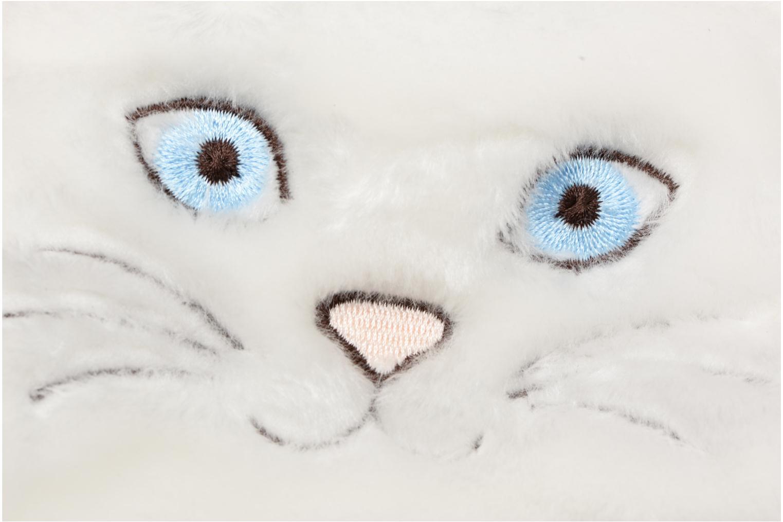 Sacs à main Monoprix Kids SAC MOUMOUTE CHAT F Blanc vue derrière