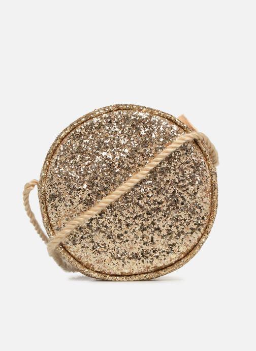 Handtaschen Monoprix Kids SAC PAILETTE NOEL F gold/bronze ansicht von vorne