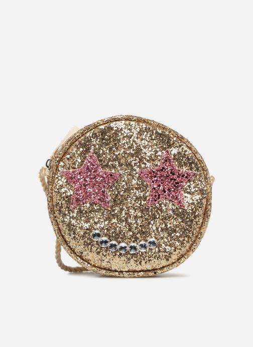 Handbags Monoprix Kids SAC PAILETTE NOEL F Bronze and Gold detailed view/ Pair view