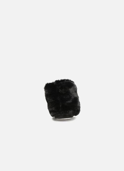 360952 Moumoute Botillon schwarz Hausschuhe Monoprix Lingerie FOqXTT