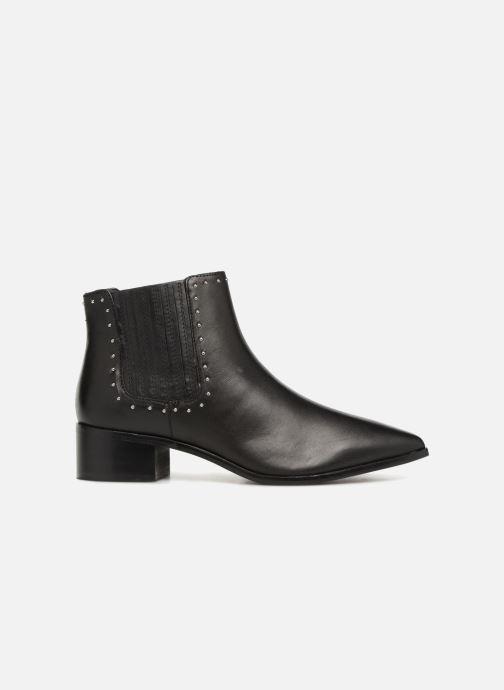 Monoprix 360962 Boots schwarz amp; Cuir Premium Stiefeletten Cloutee 88wcqarH