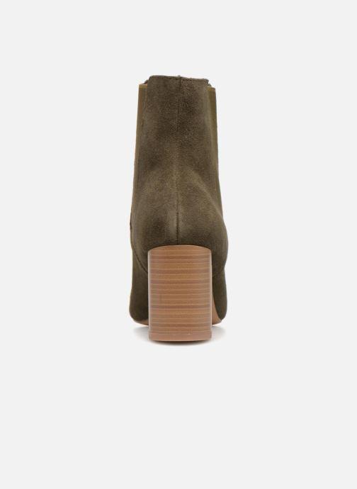 Boots 360963 Stiefeletten Rond grün amp; Premium Talon Monoprix xgXRnR