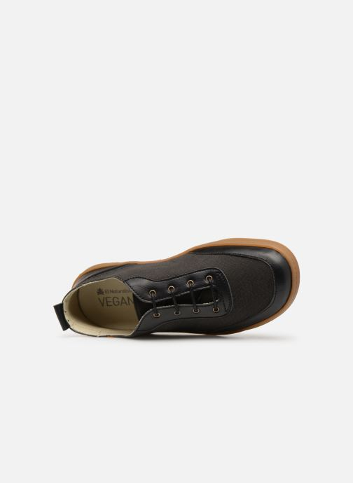 Trainers El Naturalista Friendly Amazonas N5613T Black view from the left