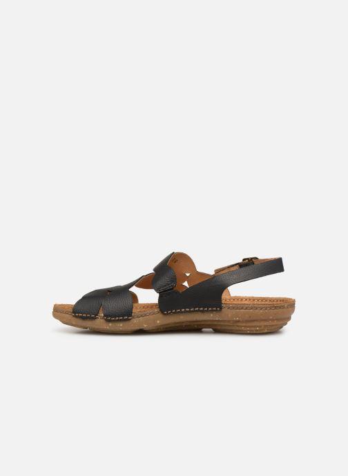 Sandales et nu-pieds El Naturalista Torcal N5223 Noir vue face