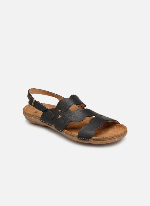 Sandales et nu-pieds El Naturalista Torcal N5223 Noir vue détail/paire