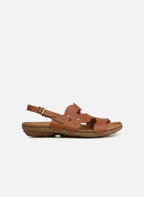 Sandales et nu-pieds El Naturalista Torcal N5223 Marron vue derrière