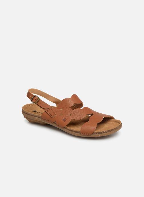 Sandales et nu-pieds El Naturalista Torcal N5223 Marron vue détail/paire