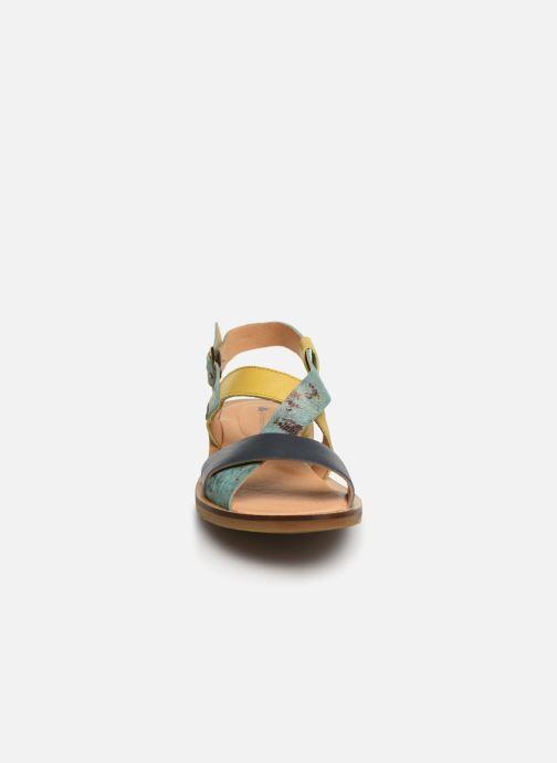 Sandales et nu-pieds El Naturalista Vaquetilla Fantasy N5181 Multicolore vue portées chaussures