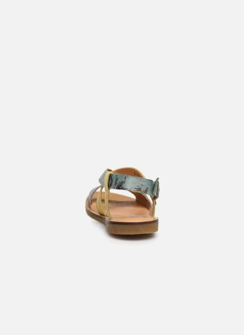 Sandales et nu-pieds El Naturalista Vaquetilla Fantasy N5181 Multicolore vue droite